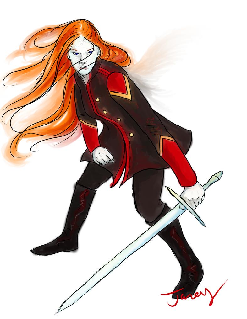The Warrior Gemeinhardt by xvmprsgrlx