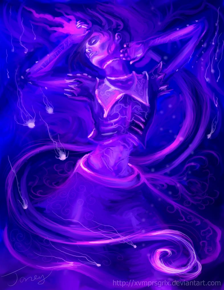 I Dance Within My Magic by xvmprsgrlx