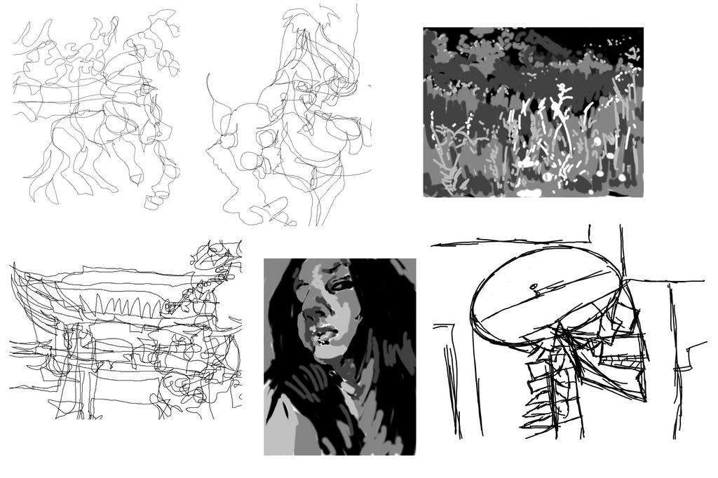 Sketchcollection by xvmprsgrlx