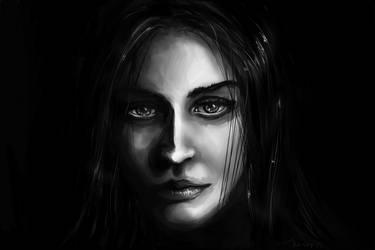 Portrait of Jasmine
