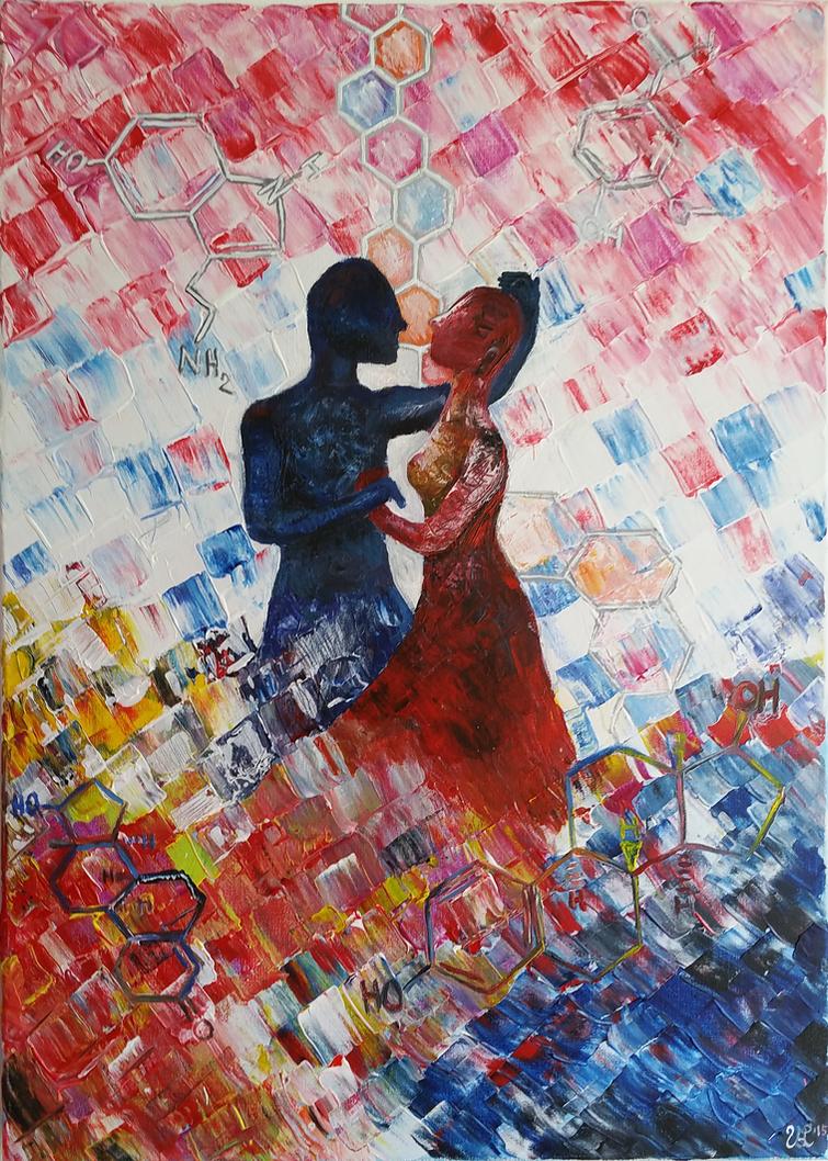 Chemistry is Art (VI)- Pheromone by ArtificialArgon
