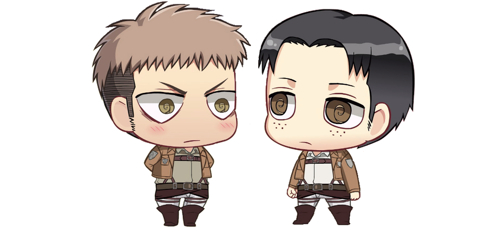 Attack On Titan Chibi Special