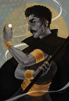 Dorian by glittergodd