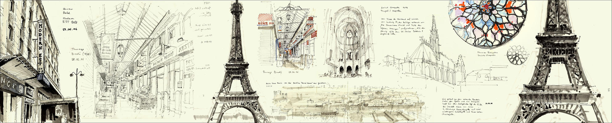 Paris by tomschmid