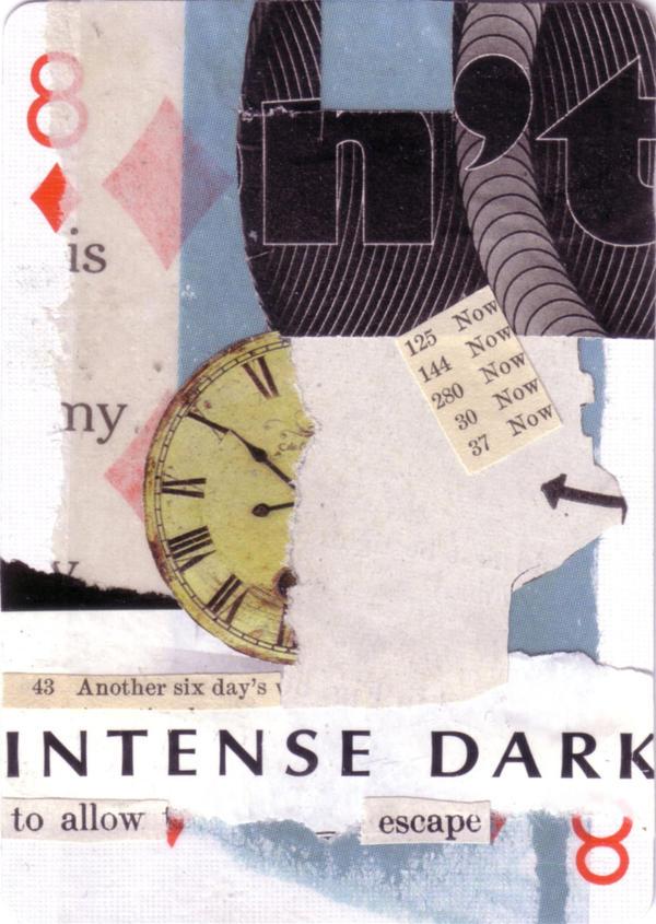 Intense Dark by RichardLeach