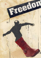 Freedom by RichardLeach