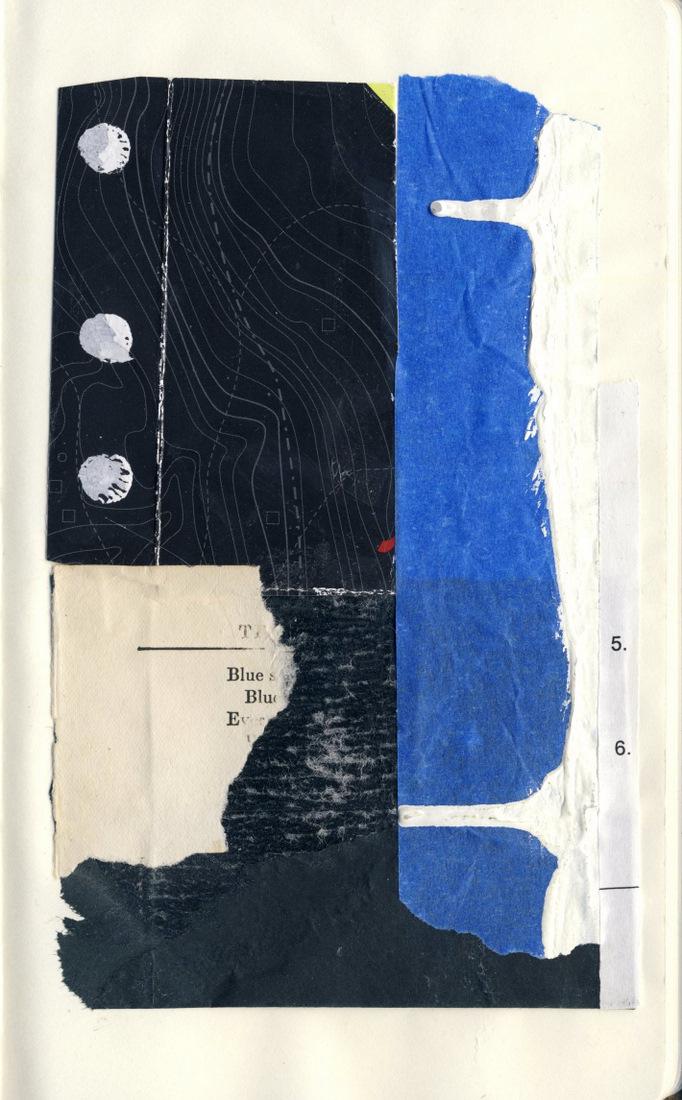 Blue by RichardLeach