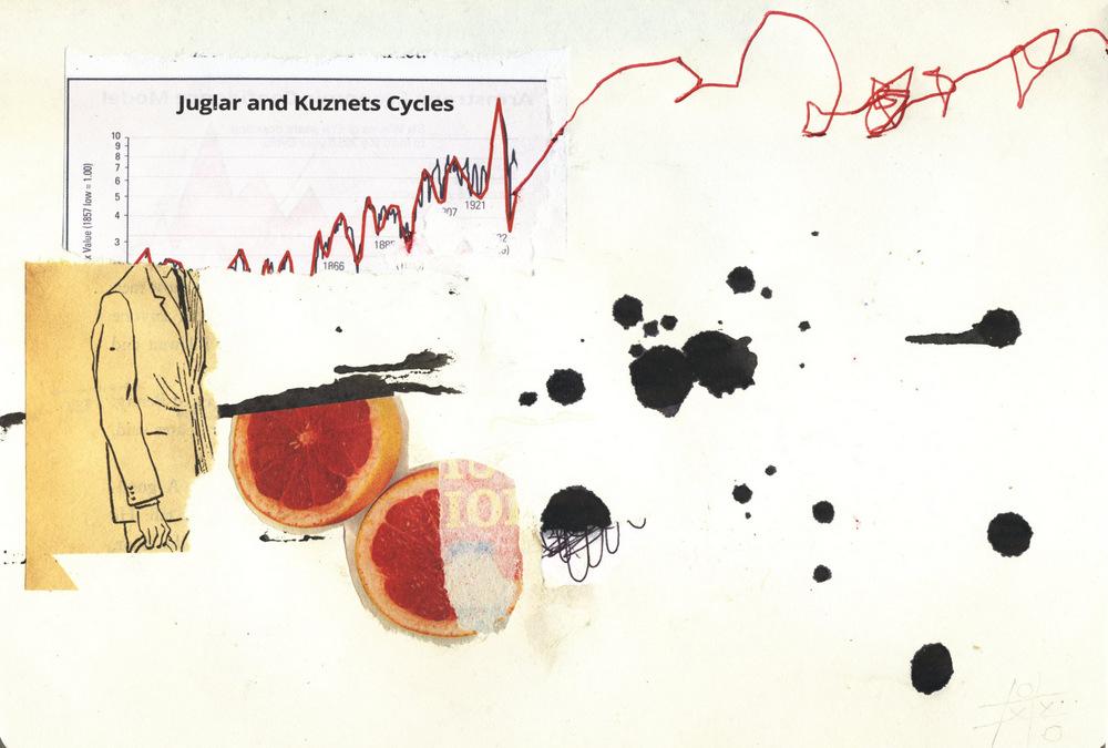 Juglar and Kuznets by RichardLeach