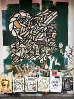 Street Art Chelsea by RichardLeach