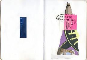 Brooklyn sketchbook 3 by RichardLeach