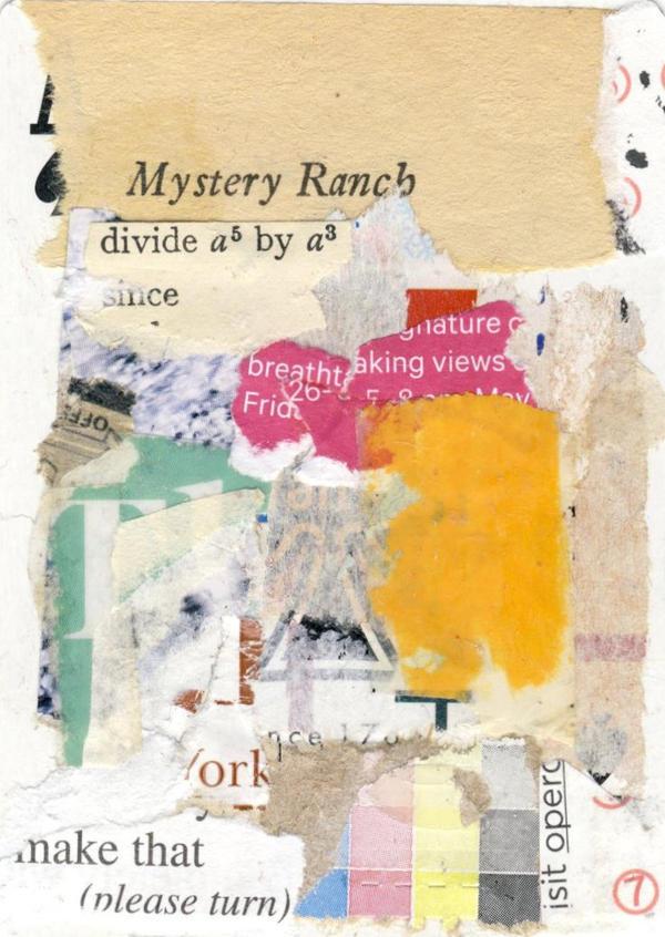 Mystery Ranch by RichardLeach