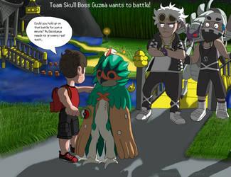Pokemon Refresh in a nutshell by barefootZanko