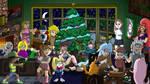 Merry Christmas, NTC! by barefootZanko