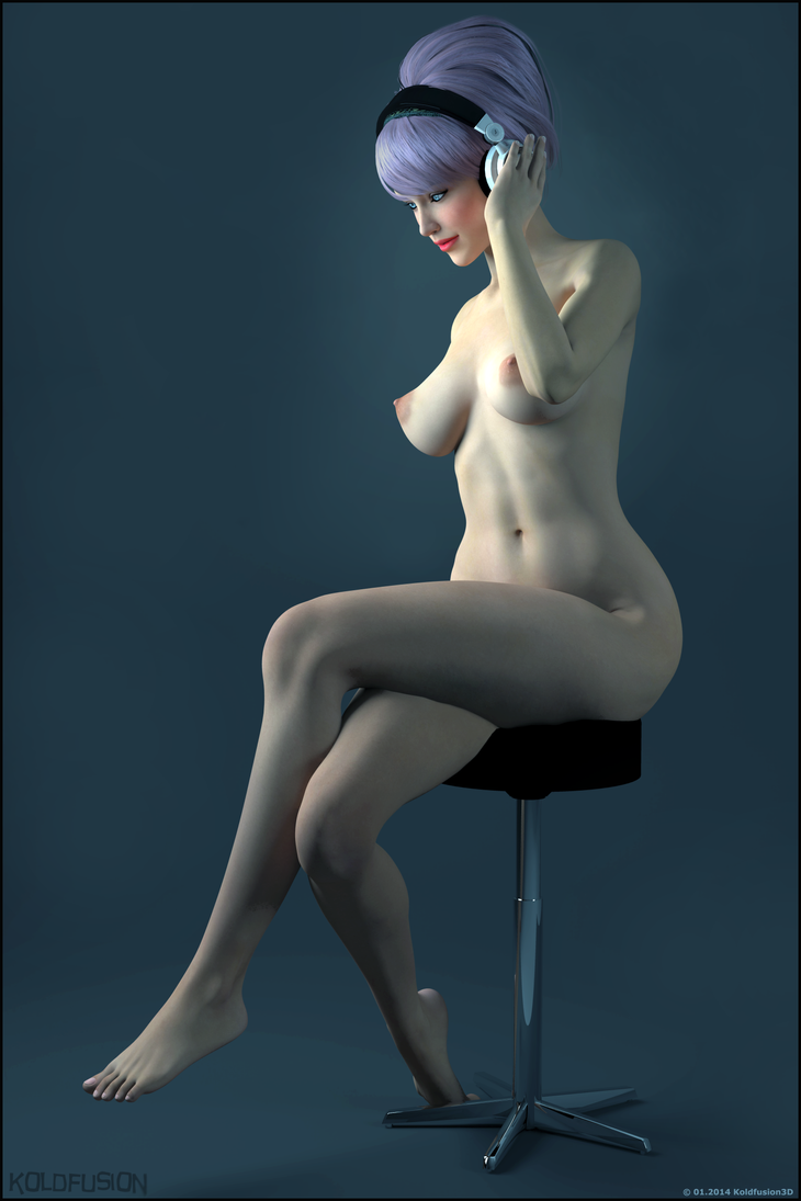 Portrait Of Siri by koldfusion3D