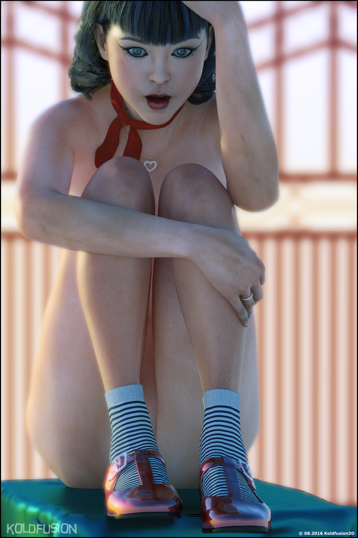 Gita Girl - Guise by koldfusion3D