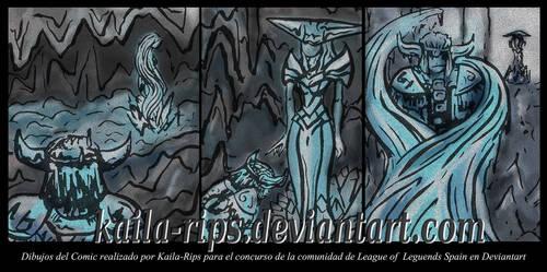 Comic Lissandra by Kaila-Rips