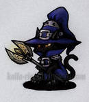 Veigar Cat color by Kaila-Rips