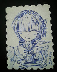 Rem by Kaila-Rips