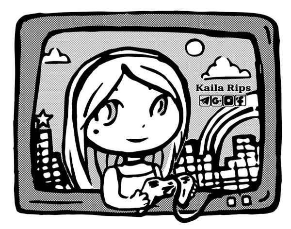 Mini Logo Gamer Kaila