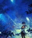 A star dwells