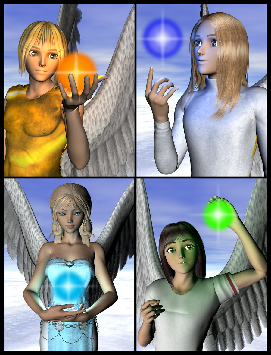 Archangeli Et Orbi by Llrael