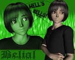 HBTM Wallpaper - Billie