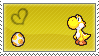 .:Yellow Yoshi--Stamp:. by Selective-Yellow