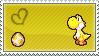 .:Yellow Yoshi--Stamp:. by Selective-Yellow