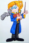 If Jack Was A Hufflepuff In Harry Potter by IrishBecky