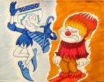 The Miser Brothers-Fan Art