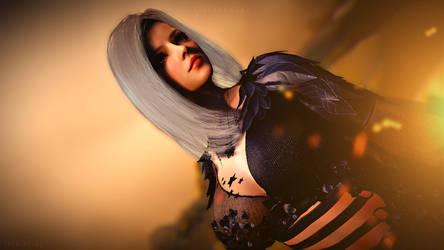 Black Desert Online - Mystic by zauber-kind