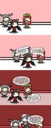 Birthday Comic for TTBNC by kidowa
