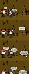 Gift Comic for TTBNC by kidowa