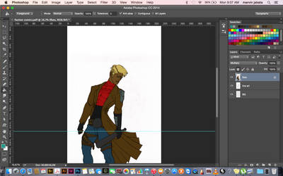 work in progress 3 [flats] by katamatic