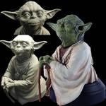SW Yoda minibust