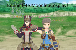 MoonllitaCosplay Birthday
