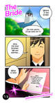 The Bride - tg comic - Pag 1 by ZKronosZ