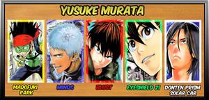 Yusuke Murata Works by Takunaga
