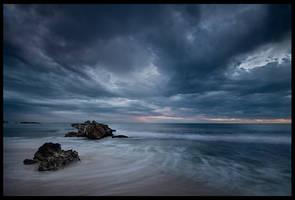 Bennion Beach by LukeAustin