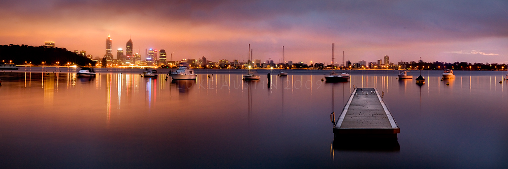 Perth City - Bayviews by LukeAustin