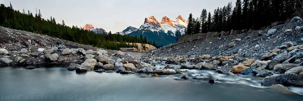 Cougar Creek by LukeAustin