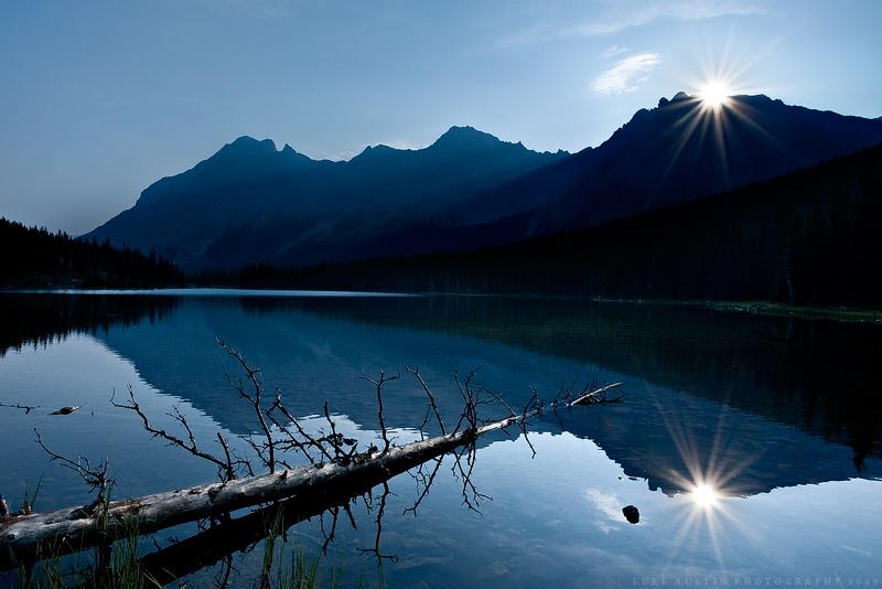 Elbow Lake -Kananaskis Country by LukeAustin