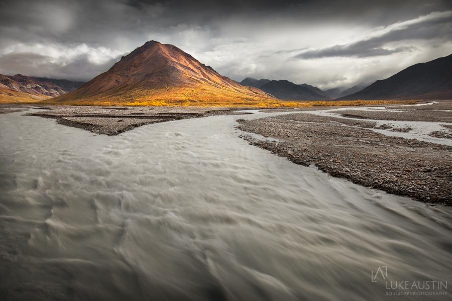 Toklat - Denali N.P Alaska by LukeAustin