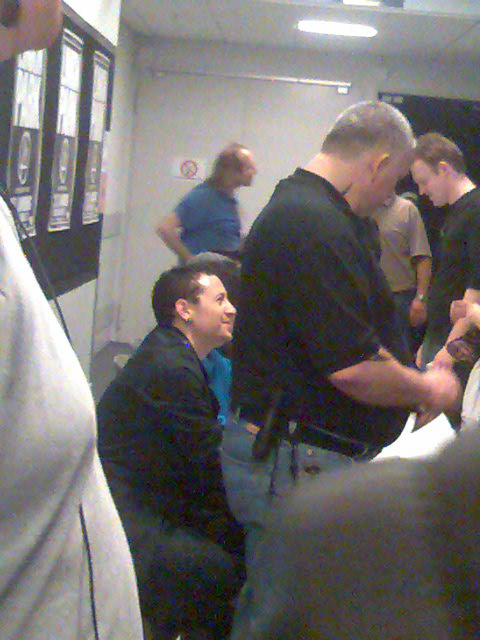 Linkin park meet and greet 1 by lp ana on deviantart linkin park meet and greet 1 by lp ana m4hsunfo