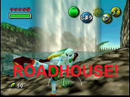 Zora Link: ROADHOUSE by CoolKittyIsAwesome