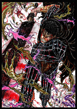 Guts Blackswordsman (Berserk)