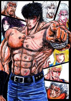 Hokuto no Ken (Fist of the north star)