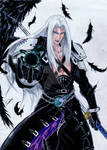 Sephiroth (One-winged bastard)