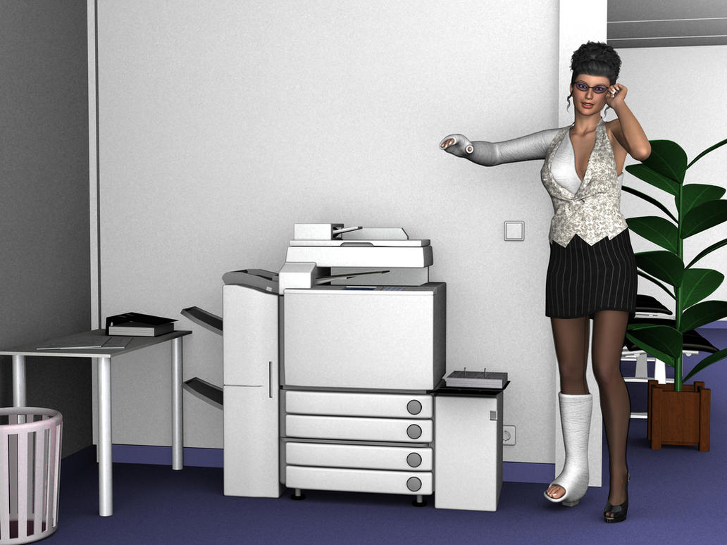 making copies by rizzo cast on deviantart
