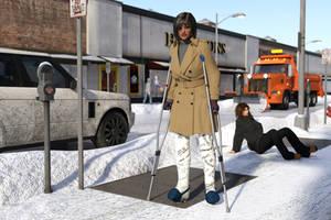 Slippery roads (Update) by rizzo-cast